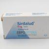 Сирдалуд 4 мг, №30 - таблетки