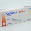 Солиан 100 мг, 30 таб. Фото 1