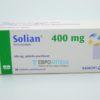 Солиан 400 мг, 30 таб. Фото 1 1793
