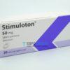 Стимулотон 50 мг, №30 - таблетки. Фото 1