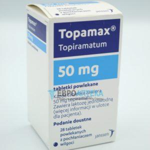 Топамакс 50 мг, 28 таб. Фото 1
