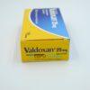 Вальдоксан 25 мг, №28 - таблетки. Фото 1 2196