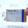 Велаксин ER - 75 мг, №28 - капсулы 2700