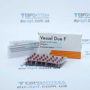 Вессел Дуе Ф 250 мг, №50 - таблетки